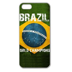 Football World Cup Apple Seamless Iphone 5 Case (clear)
