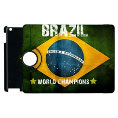 Football World Cup Apple Ipad 2 Flip 360 Case