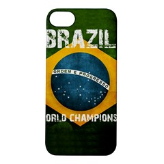 Football World Cup Apple Iphone 5s/ Se Hardshell Case by Valentinaart