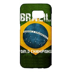 Football World Cup Samsung Galaxy S7 Edge Hardshell Case by Valentinaart