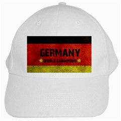 Football World Cup White Cap