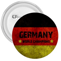 Football World Cup 3  Buttons by Valentinaart
