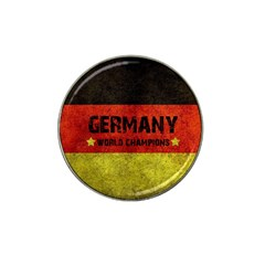 Football World Cup Hat Clip Ball Marker by Valentinaart