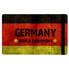 Football World Cup Apple Ipad 2 Flip Case by Valentinaart