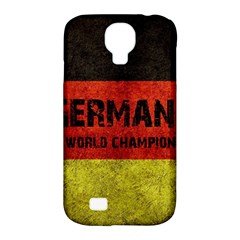 Football World Cup Samsung Galaxy S4 Classic Hardshell Case (pc+silicone) by Valentinaart