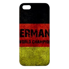 Football World Cup Iphone 5s/ Se Premium Hardshell Case by Valentinaart