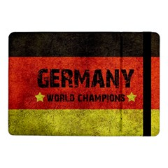 Football World Cup Samsung Galaxy Tab Pro 10 1  Flip Case by Valentinaart