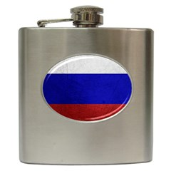 Football World Cup Hip Flask (6 Oz) by Valentinaart