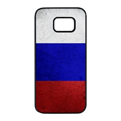 Football World Cup Samsung Galaxy S7 Edge Black Seamless Case