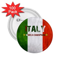 Football World Cup 2 25  Buttons (100 Pack)  by Valentinaart