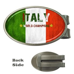 Football World Cup Money Clips (oval)  by Valentinaart