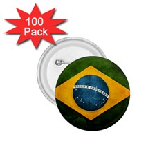 Football World Cup 1 75  Buttons (100 Pack)  by Valentinaart