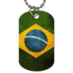 Football World Cup Dog Tag (two Sides) by Valentinaart