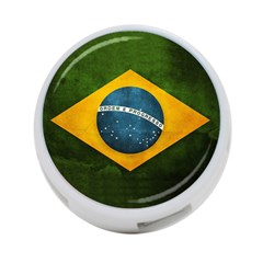 Football World Cup 4 Port Usb Hub (two Sides)