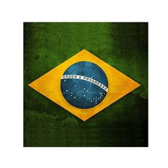 Football World Cup Small Satin Scarf (square) by Valentinaart