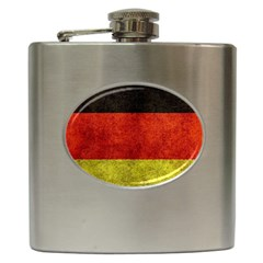 Football World Cup Hip Flask (6 Oz)