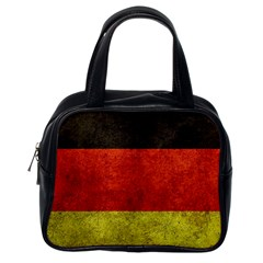 Football World Cup Classic Handbags (one Side) by Valentinaart