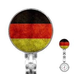 Football World Cup Stainless Steel Nurses Watch by Valentinaart
