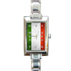 Football World Cup Rectangle Italian Charm Watch by Valentinaart