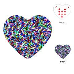 Pattern 10 Playing Cards (heart)