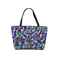 Pattern-10 Shoulder Handbags