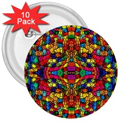 P 786 3  Buttons (10 Pack)