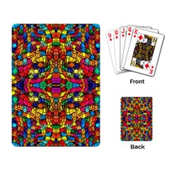 P 786 Playing Card