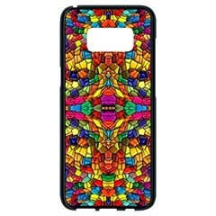 P 786 Samsung Galaxy S8 Black Seamless Case