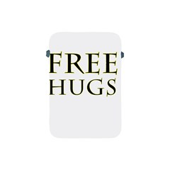 Freehugs Apple Ipad Mini Protective Soft Cases by cypryanus