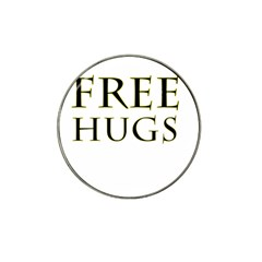 Freehugs Hat Clip Ball Marker (10 Pack) by cypryanus