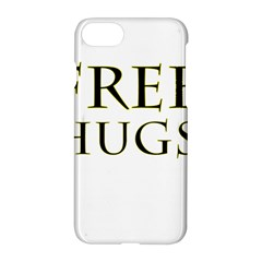 Freehugs Apple Iphone 7 Hardshell Case by cypryanus