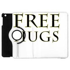 Freehugs Apple Ipad Mini Flip 360 Case by cypryanus