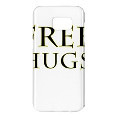 Freehugs Samsung Galaxy S7 Edge Hardshell Case by cypryanus