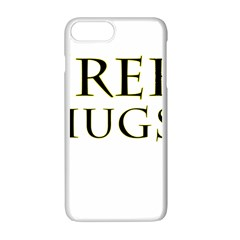 Freehugs Apple Iphone 7 Plus Seamless Case (white) by cypryanus