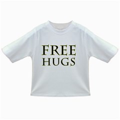 Freehugs Infant/toddler T Shirts by cypryanus