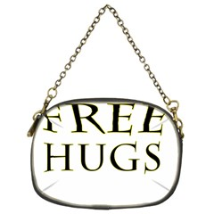 Freehugs Chain Purses (two Sides)  by cypryanus