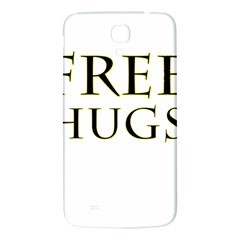 Freehugs Samsung Galaxy Mega I9200 Hardshell Back Case by cypryanus