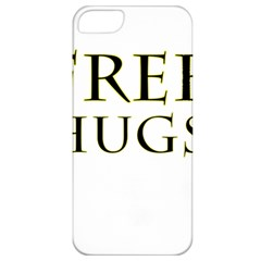 Freehugs Apple Iphone 5 Classic Hardshell Case by cypryanus