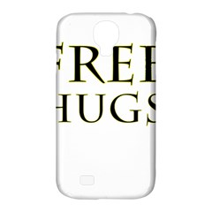 Freehugs Samsung Galaxy S4 Classic Hardshell Case (pc+silicone) by cypryanus