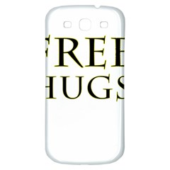 Freehugs Samsung Galaxy S3 S Iii Classic Hardshell Back Case by cypryanus