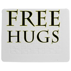Freehugs Jigsaw Puzzle Photo Stand (rectangular) by cypryanus