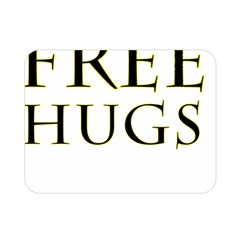 Freehugs Double Sided Flano Blanket (mini)