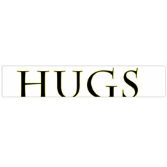 Freehugs Large Flano Scarf  by cypryanus