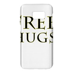 Freehugs Samsung Galaxy S7 Hardshell Case  by cypryanus