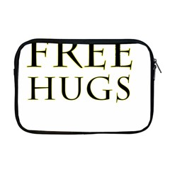 Freehugs Apple Macbook Pro 17  Zipper Case