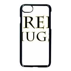 Freehugs Apple Iphone 7 Seamless Case (black) by cypryanus