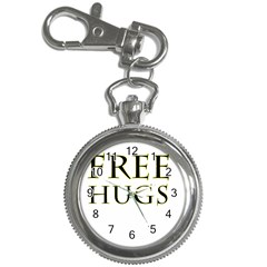 Freehugs Key Chain Watches by cypryanus