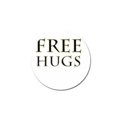 Freehugs Golf Ball Marker (10 Pack) by cypryanus