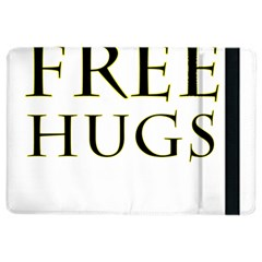 Freehugs Ipad Air 2 Flip by cypryanus