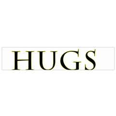 Freehugs Small Flano Scarf by cypryanus